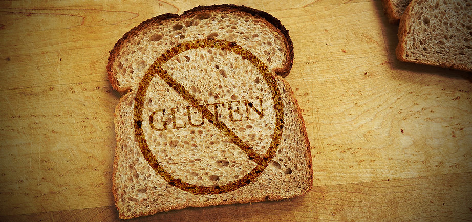 Gluten in brown bread