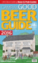 CAMRA Good Beer Guide book cover