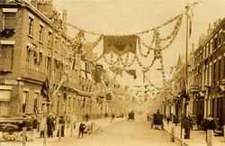 Rodney street in 1904, Livepool
