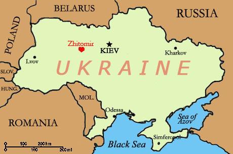 ukraine zhitomir