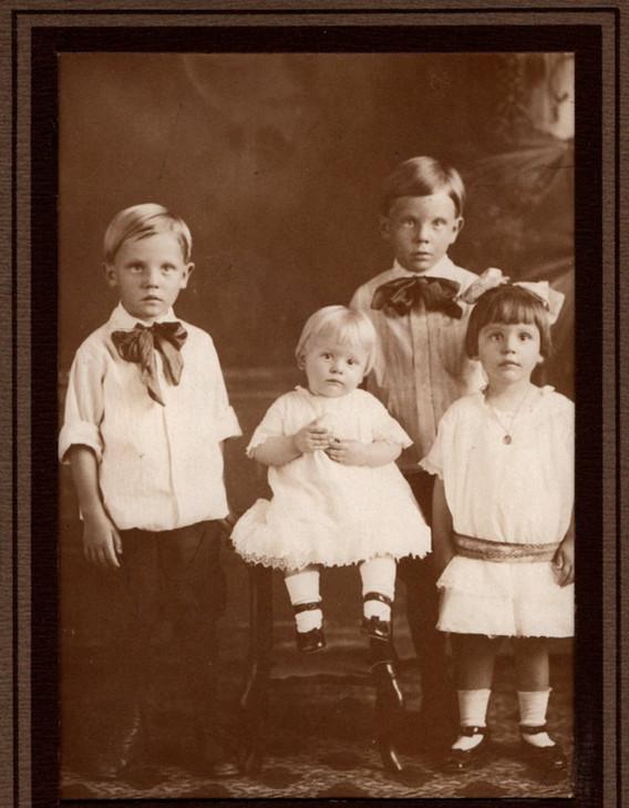 Gutowsky Children Portrait