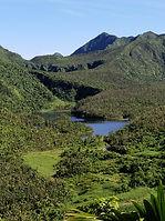 Wanderlust Caribbean - Dominica - Boeri Lake