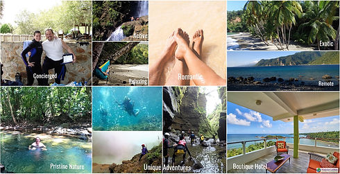 Wanderlust Caribbean Adventure Travel and Boutique Hotel in Dominica