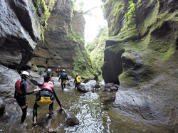 Canyoning (surcharge)