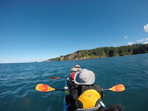 Wanderlust Caribbean - Kayaking