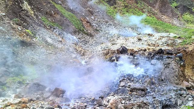 Wanderlust Caribbean Adventures - Thermal Activities