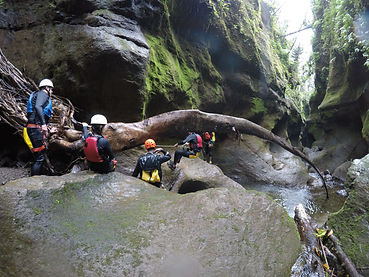 Wanderlust Caribbean Adventures - Canyoning