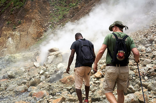 Wanderlust Caribbean Adventures - Hiking