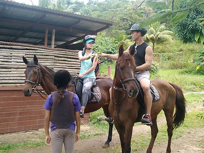 Wanderlust Caribbean Adventures - Horseback riding