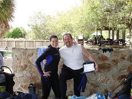 Scuba Diving Certification in Florida's