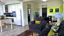 WC - 1B Penthouse - Open Living Area