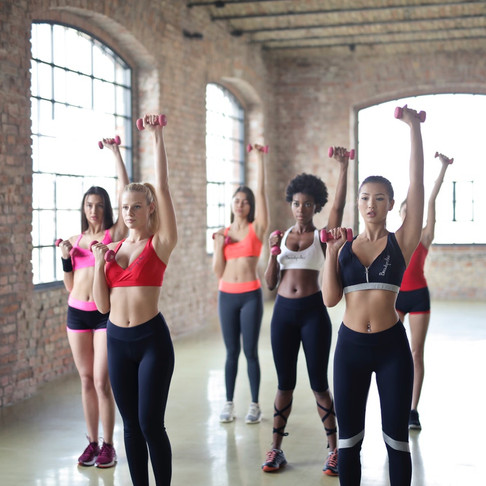 Marketing mentoring for a fitness provider