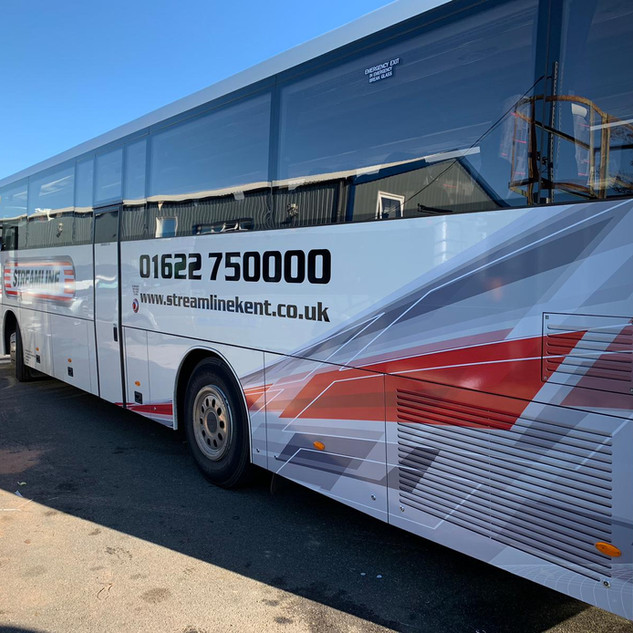Vehicle graphics and advertising