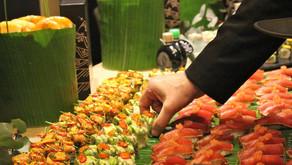 Sushi Shop x Scott Campbell