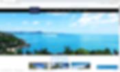 Website Example | Incognito Villas
