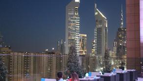 Noire Restaurant at Fairmont Dubai