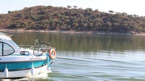 Lake Alqueva with Amieira Marina