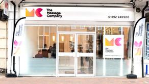 Review – The Massage Company, Tunbridge Wells