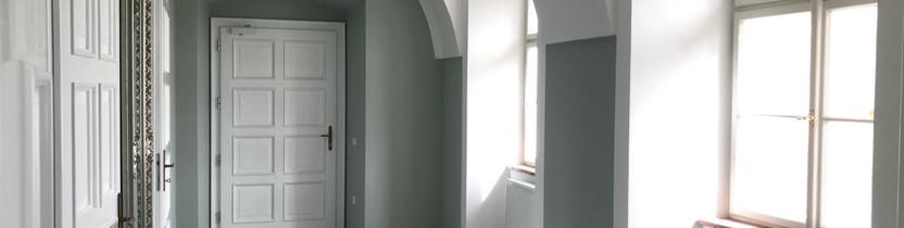 Oblouková barevná linka