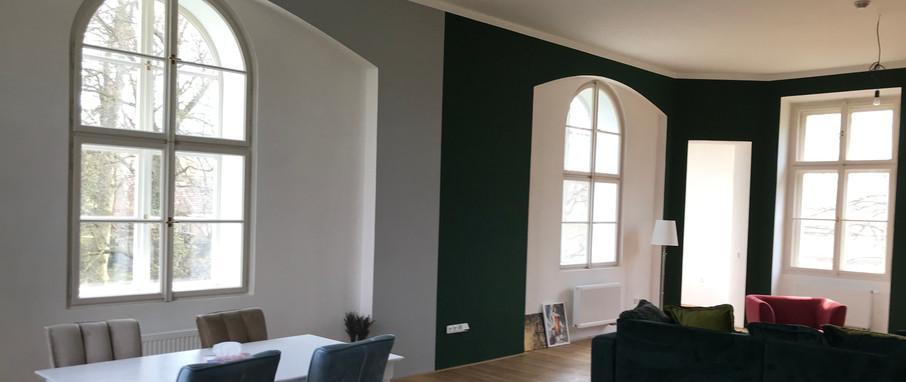 Zámecká místnost