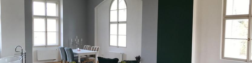Zámecká místnost - Luxusní apartmán