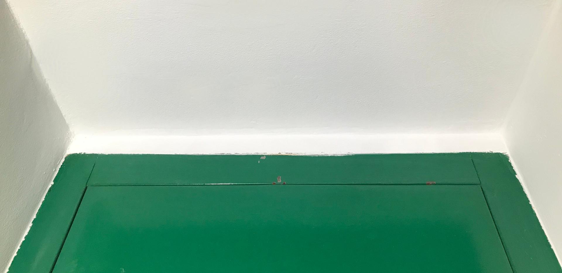 VENKOVNÍ VÝTAH - hotovo fasádní barva