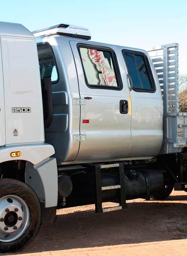 Cabine Suplementar Caminhão Agrade