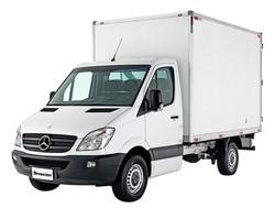 Bau de Fibra para Caminhões