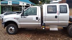Cabine Suplementar de fibra Caminhão
