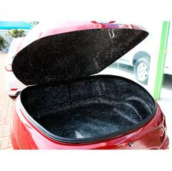 Carreta de fibra bau