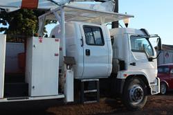 Cabine Suplementar fibra p caminhão