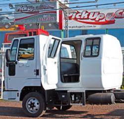 Cabine Suplementar caminhão Ford