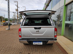 Capota de Fibra Nissan Frontier 2020