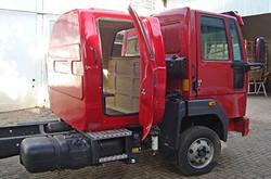 Cabine Suplementar Caminhão Mercedes