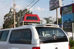 Capota De Fibra para VW Amarok