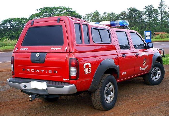 Capota De Fibra Nissan Frontier