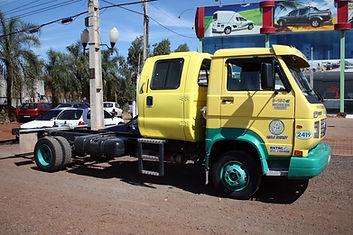 Cabine Suplementar de fibra para Caminhão