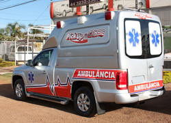 Venda de Amarok Ambulância