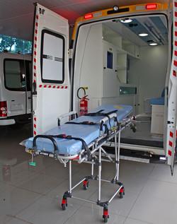 Ambulância Boxer