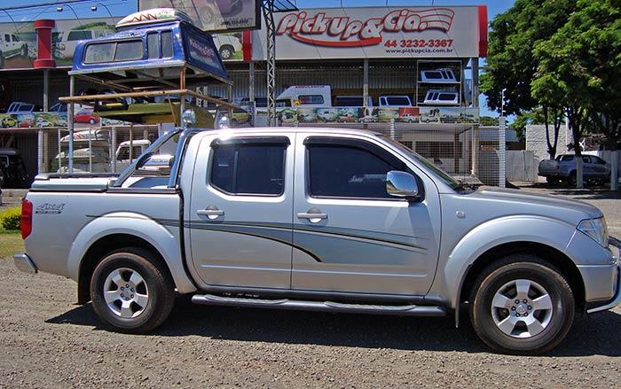 Tampão Marítimo para Nissan Frontier