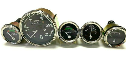 For Massey Ferguson Tachometer Gauge Kit 35 50 65 135 150 1674637M91 1853097M91