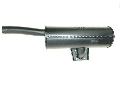 For Case Skid Steer Loader Muffler 1845C 1840 A189113 D126952