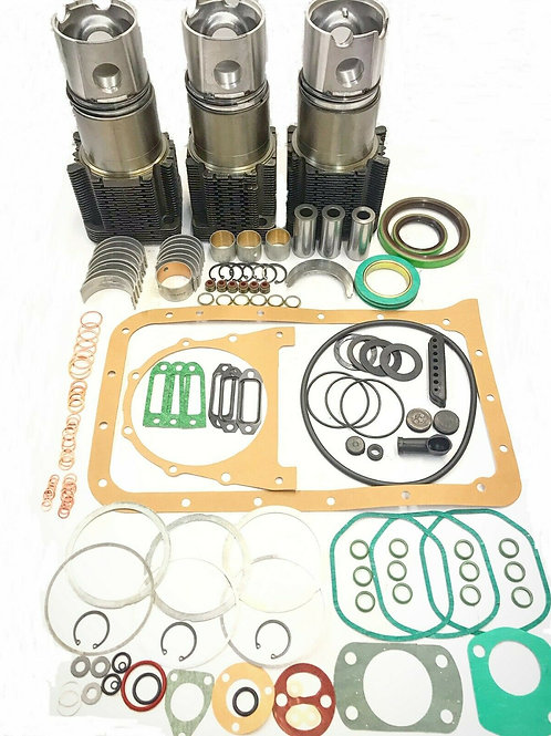 Overhaul Rebuild Kit For Deutz F3L912 Engine 3 Cylinder