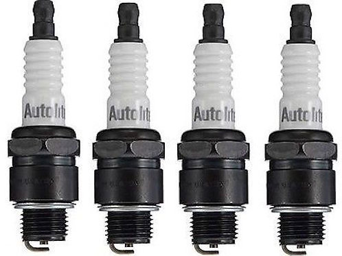 Autolite Spark Plugs 437 for Ford 9N/8N/2N (1939-1950) 4 QTY