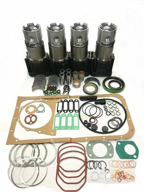 Overhaul Rebuild Kit For Deutz F4L912 Engine 4 Cylinder