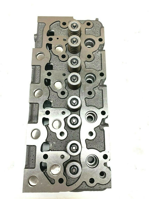 Cylinder Head Complete with Valves For Kubota V1902 L3350 R400  KX151 K101 15476