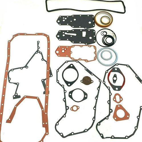 For Dodge Cummins 5.9L 6BT 6B 6BTA 12V Lower Gasket Set 3802376 1989-1998