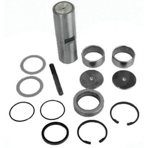 King Pin Kit for Case 480C 480D 480E 580C 580D 580E Center Slot