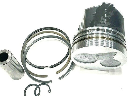 Piston with Ring Replacement Fits For Kubota V2203 V2203IDI D1703 87MM STD 16423