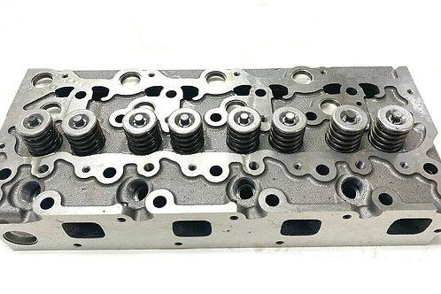 Cylinder Head Complete with Valves For Kubota V2203 V2203T V2203E V2203B